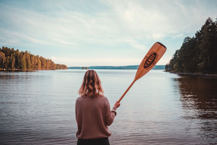 Discover Sweden by canoe