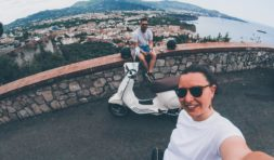 The Vespa Trip - Amalfi Coast