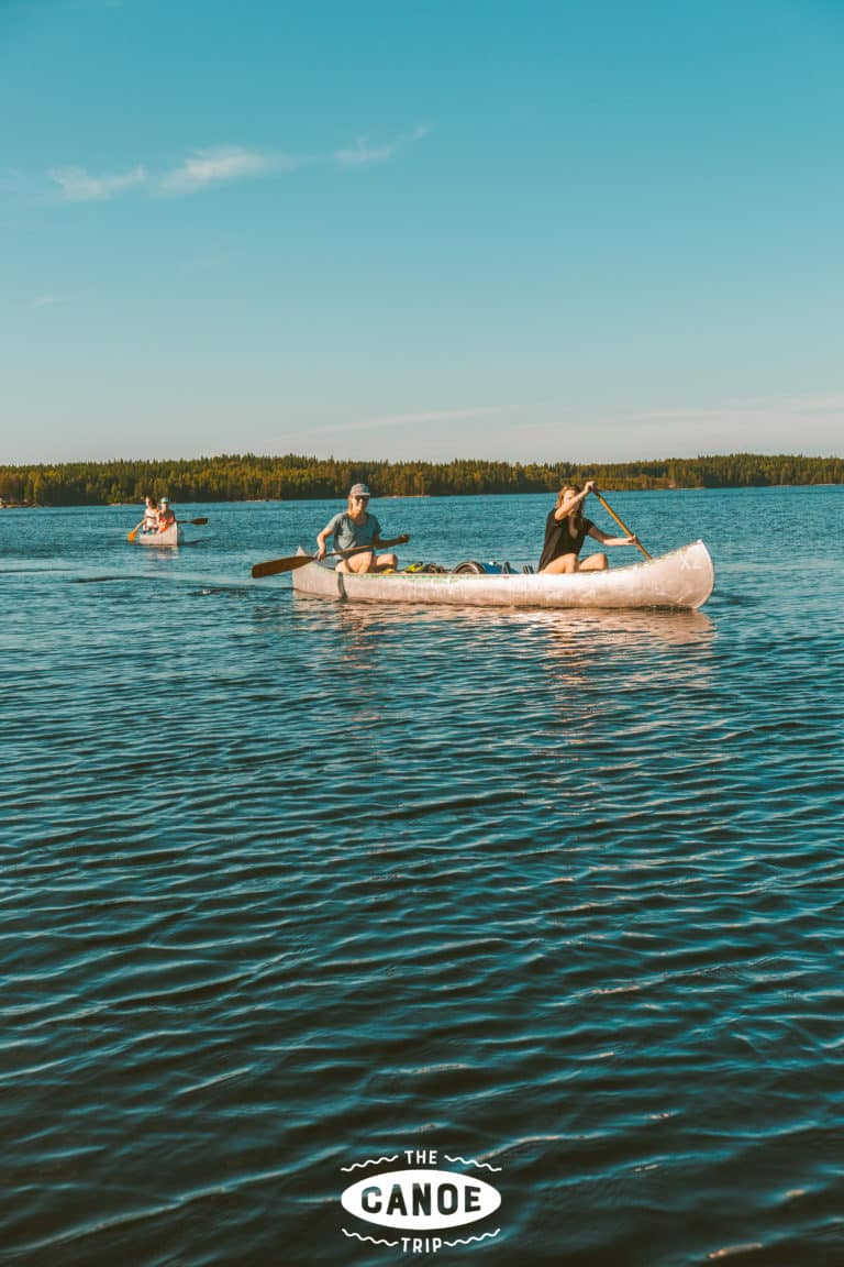 6-tägiger Kanu Trip durch Schwedens Naturreservat