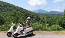 The Vespa Trip Amalfi