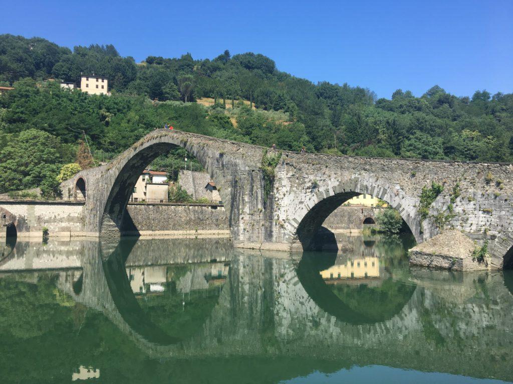 Ponte Bagni di Lucca