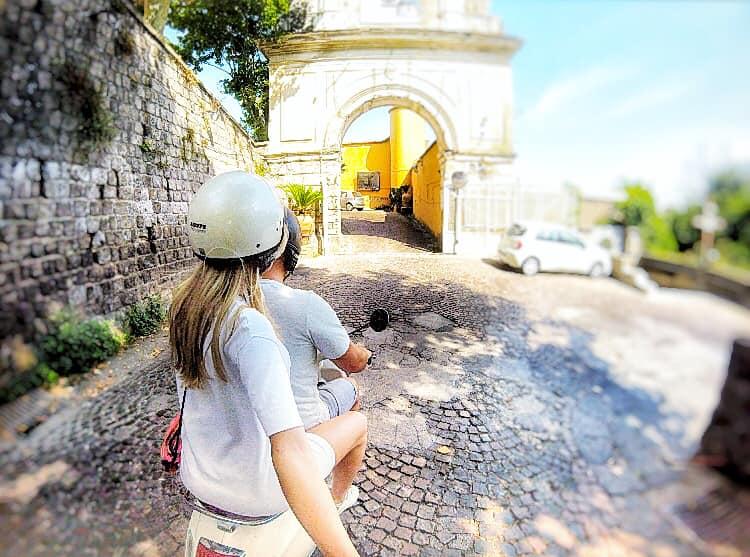 Vespa Trip Amalfi kust