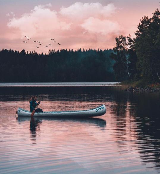 Zweden op zijn avontuurlijkst