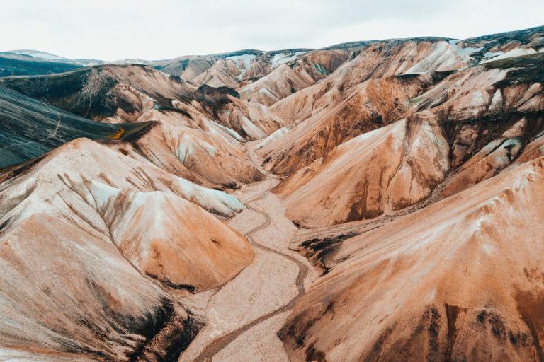 Randonner en Islande, que prendre avec moi ?