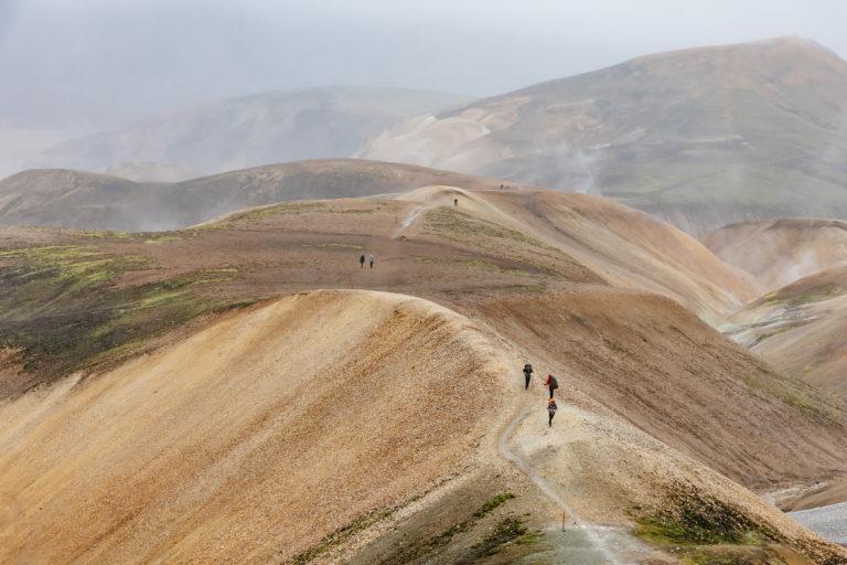 Le Laugavegur Trail